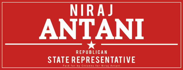 Niraj For State Representative